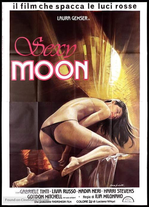 I mavri Emmanouella - Italian Movie Poster