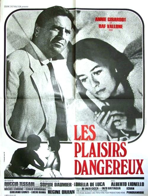 Una voglia da morire - French Movie Poster