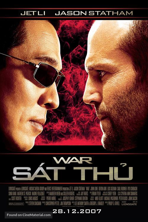 War - Vietnamese Movie Poster