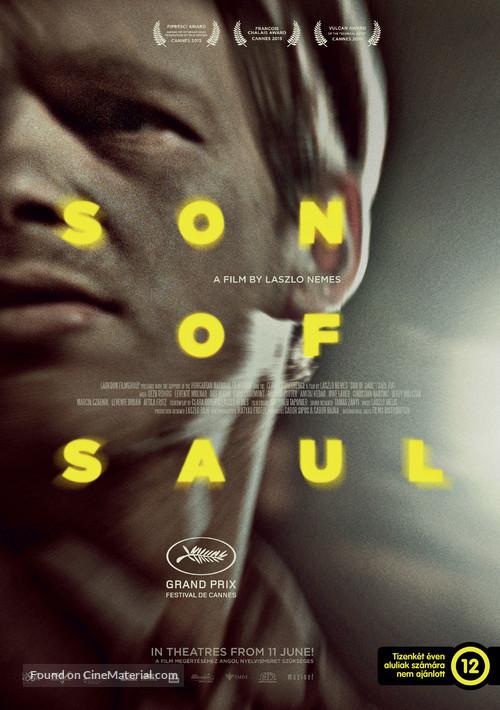 Saul fia - Hungarian Movie Poster