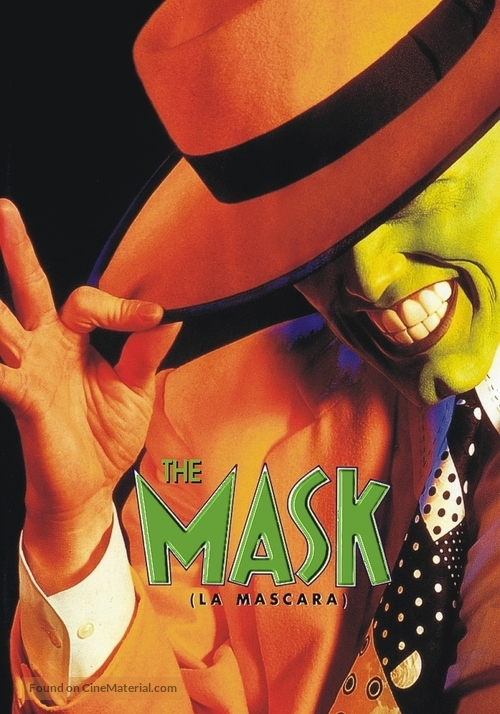 The Mask - Argentinian Movie Poster
