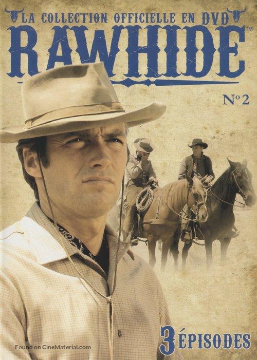 """Gunsmoke"" - French DVD cover."