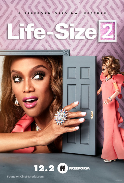 Life-Size 2 - Movie Poster