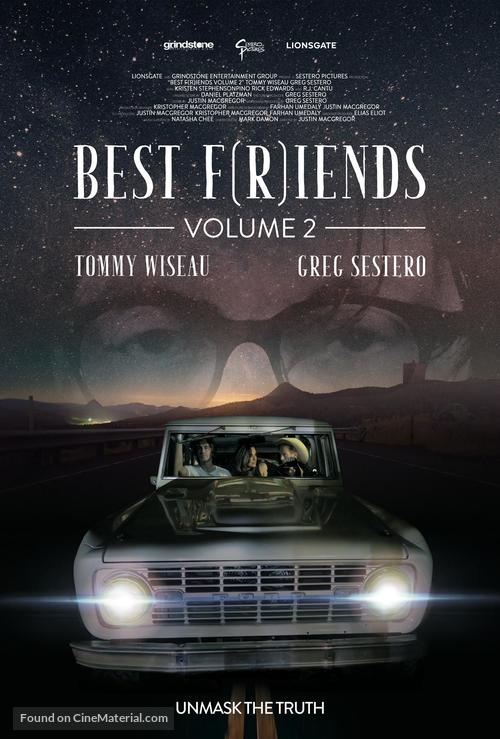 Best F(r)iends: Volume Two - Movie Poster