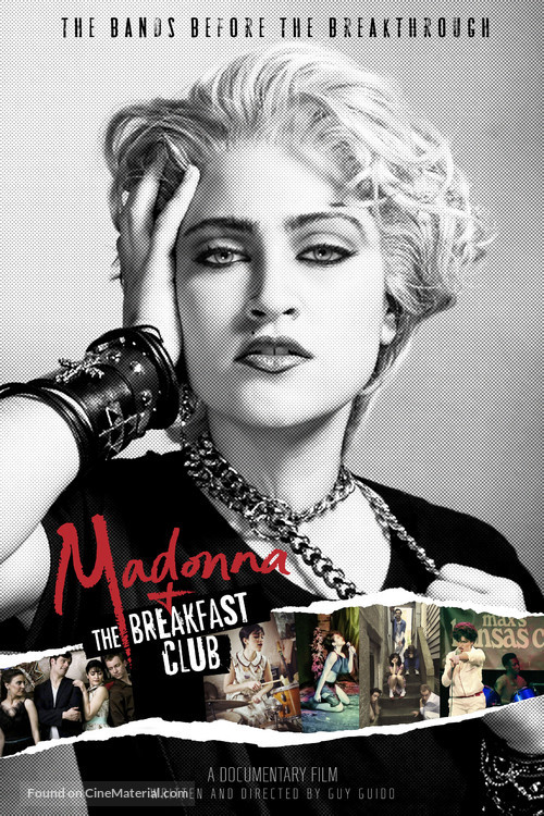 Madonna and the Breakfast Club - Movie Poster