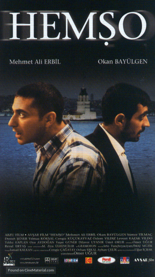Hemso - Turkish poster