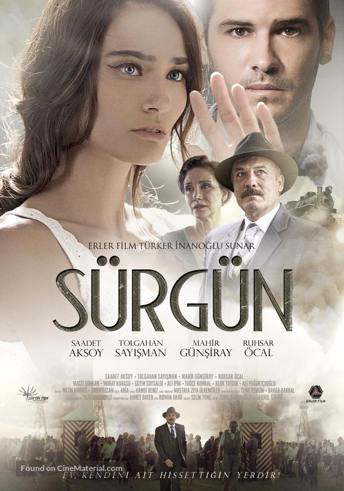 Sürgün - Turkish Movie Poster