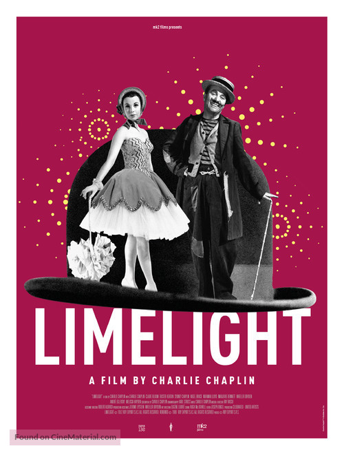 Limelight - Movie Poster