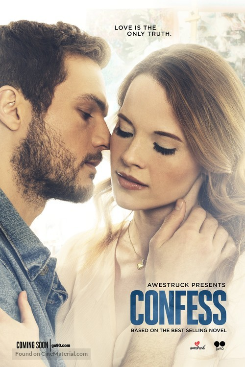 """Confess"" - Movie Poster"