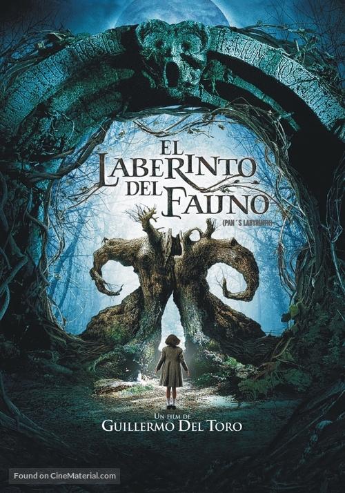 El laberinto del fauno - Argentinian Movie Poster