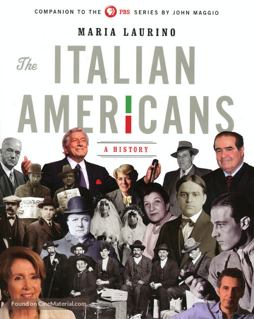 The Italian Americans - Movie Poster