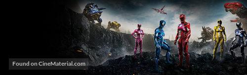 Power Rangers - Key art