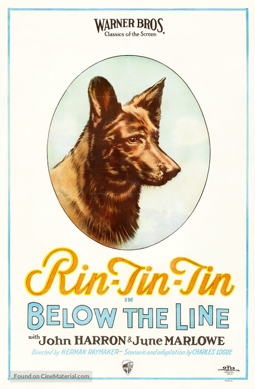 Below the Line - Movie Poster