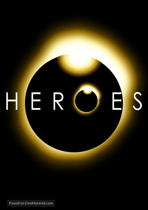 """Heroes"" - DVD cover"