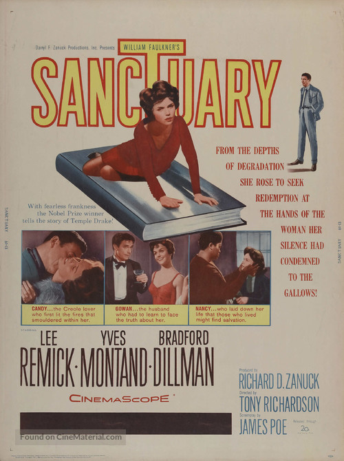 Sanctuary - Movie Poster