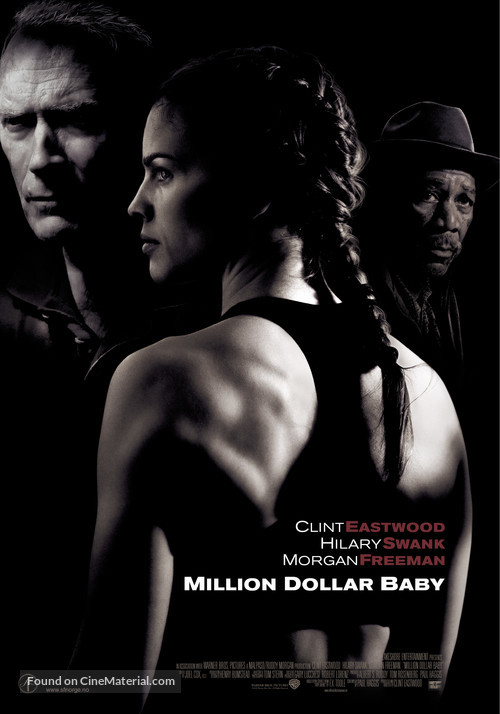 Million Dollar Baby - Movie Poster