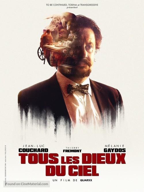 Tous les dieux du ciel - French Movie Poster