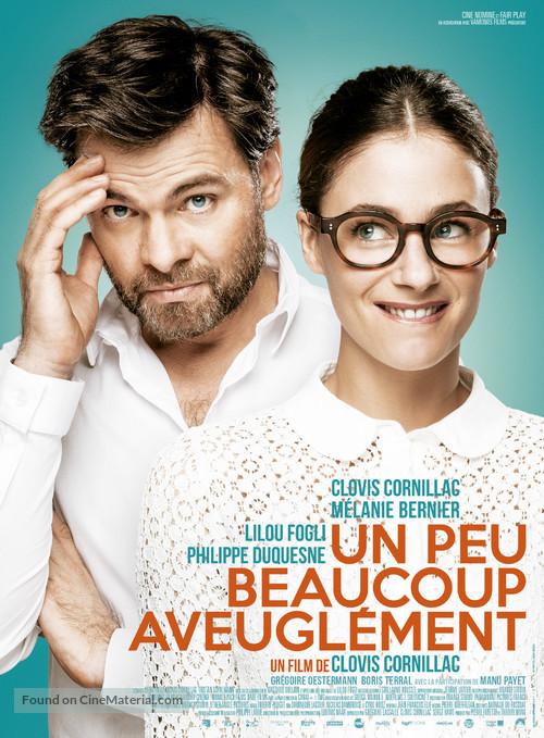 Un peu, beaucoup, aveuglément - French Movie Poster