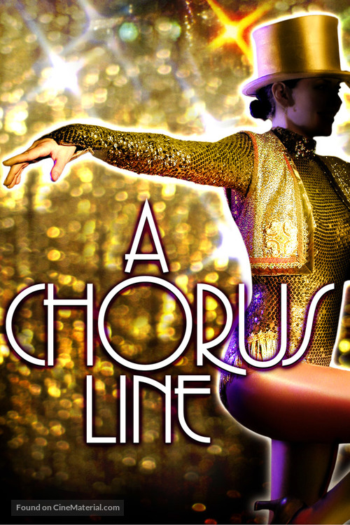 A Chorus Line - DVD movie cover
