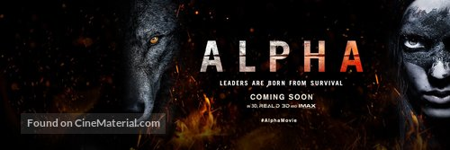 Alpha - Movie Poster