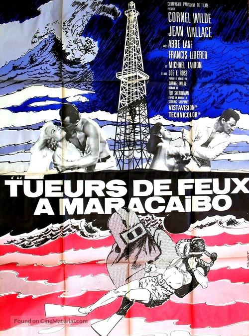 Maracaibo - French Movie Poster