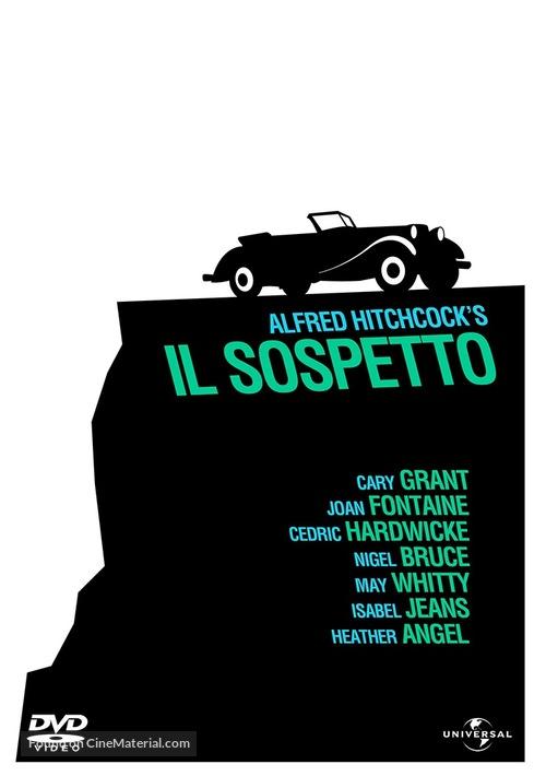 Suspicion - Italian Movie Cover