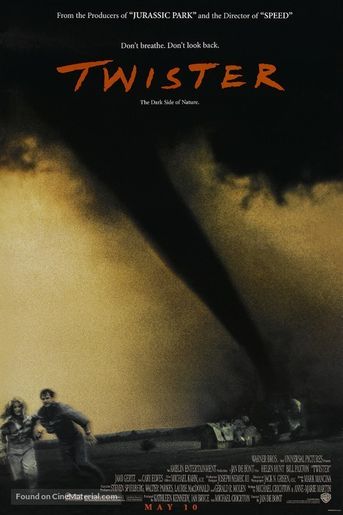 Twister - Movie Poster
