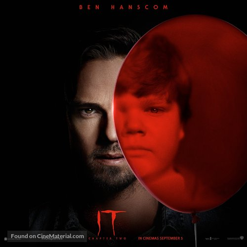 It: Chapter Two - Bahraini Movie Poster