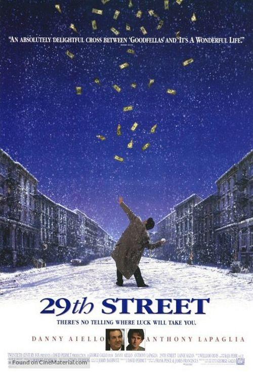 29th Street - Movie Poster