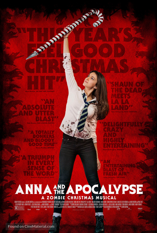 Anna and the Apocalypse - Movie Poster