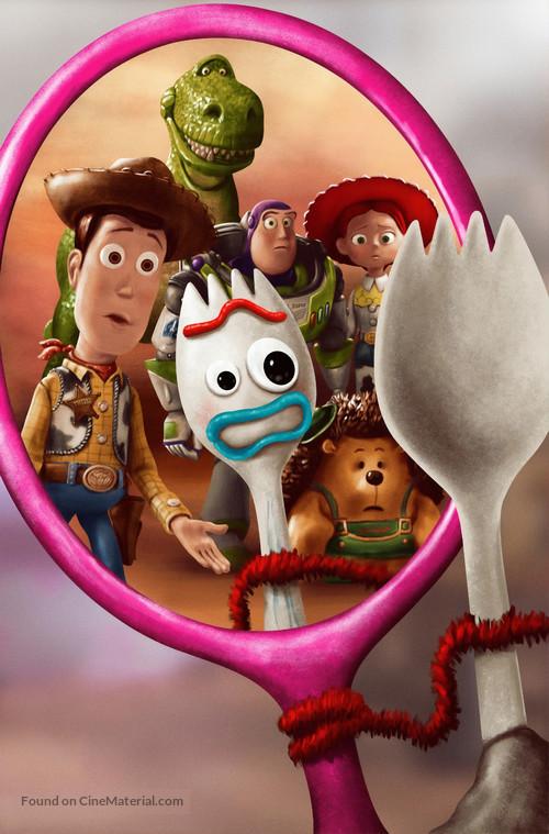 Toy Story 4 - Key art