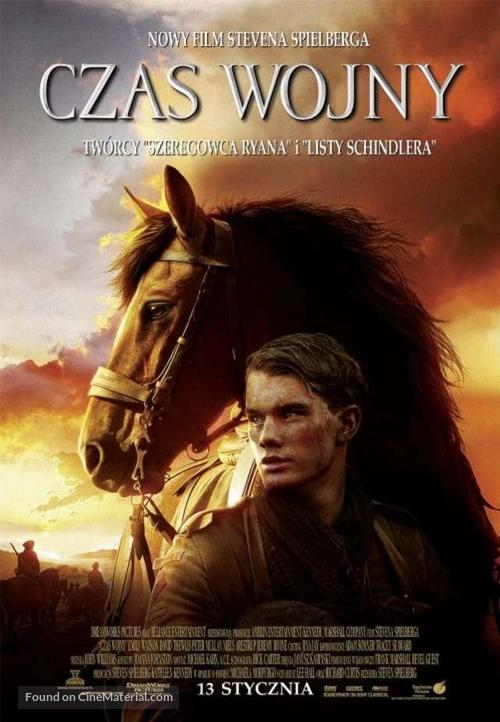 War Horse - Polish Movie Poster