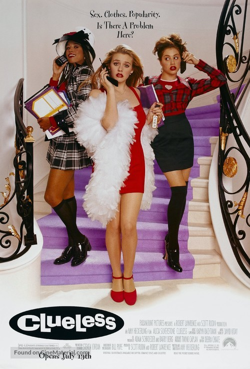 Clueless - Movie Poster