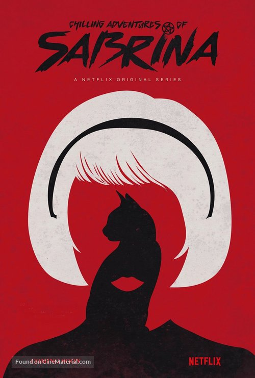 """Chilling Adventures of Sabrina"" - Advance movie poster"