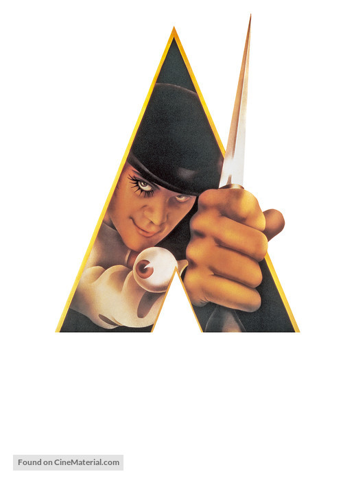 A Clockwork Orange - Key art