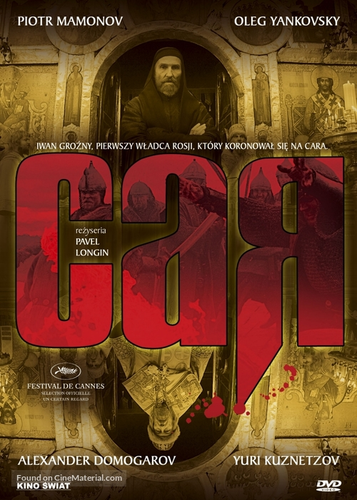 Tsar - Polish Movie Cover