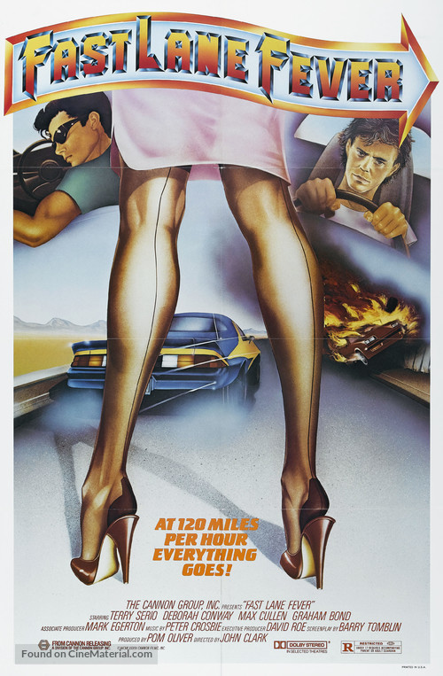 Running on Empty - Movie Poster