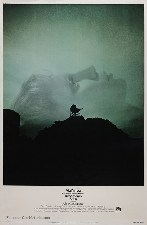 Rosemary's Baby - Movie Poster