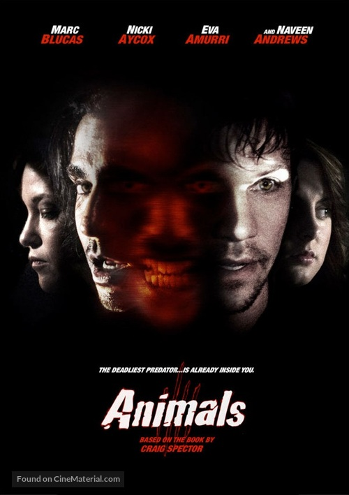 Animals - DVD cover