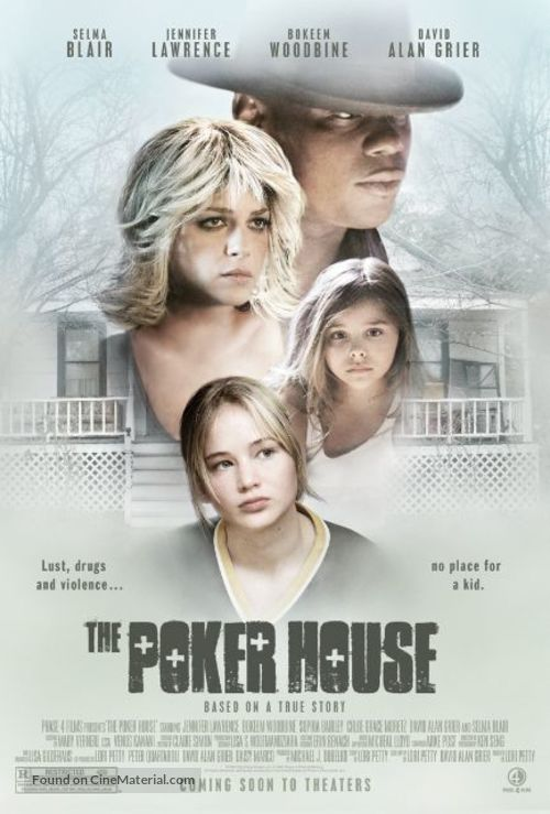 The Poker House - Movie Poster