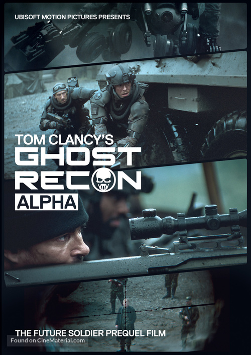 Ghost Recon: Alpha - DVD cover