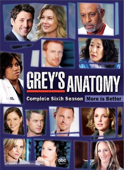 """Grey's Anatomy"" - Movie Cover"