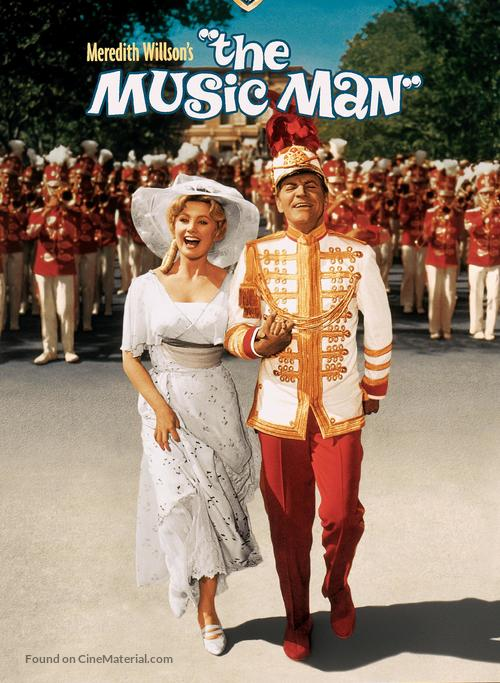 The Music Man - Movie Poster