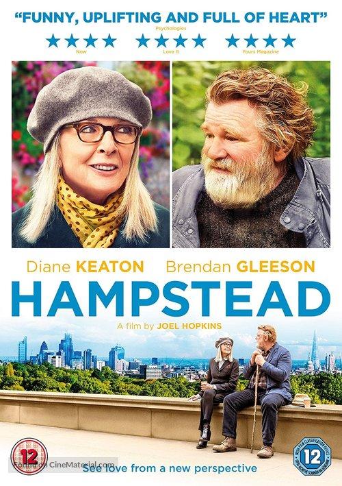 Hampstead - British Movie Cover
