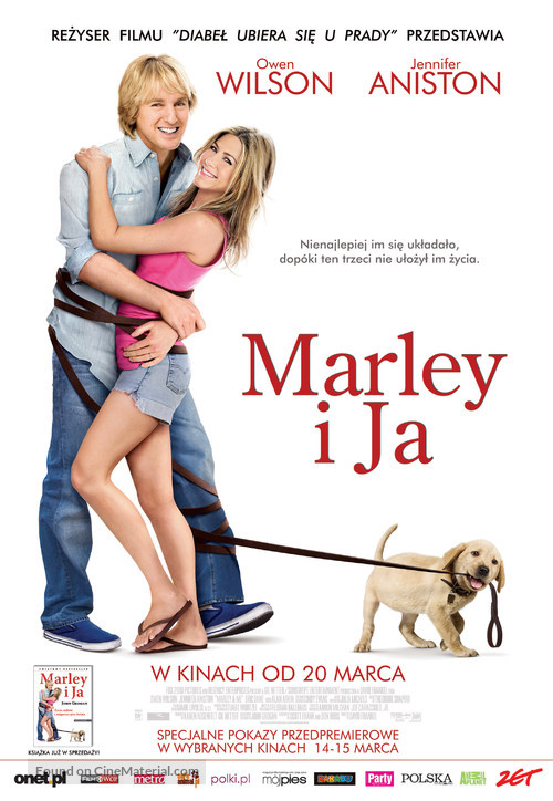 Marley & Me - Polish Movie Poster