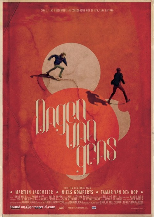 Dagen van Gras - Dutch Movie Poster