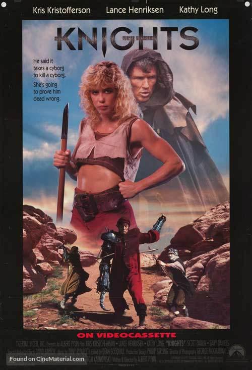 Knights - Movie Poster