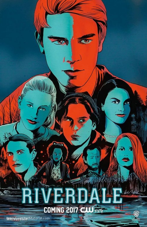 """""""Riverdale"""" - Movie Poster"""