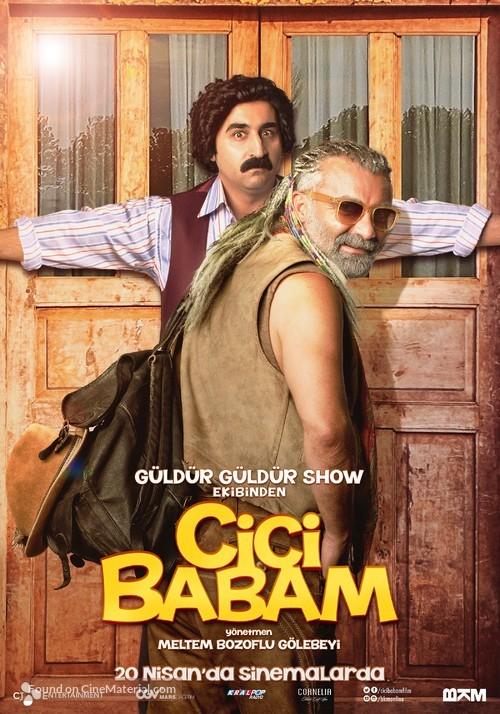 Cici Babam - Turkish Movie Poster