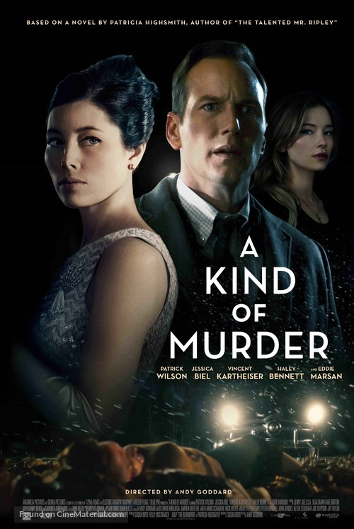 A Kind of Murder - Movie Poster